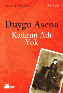 Kadının Adı Yok 64ème édition Doğan Kitap